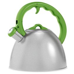 Remedy Metro 1.5 quart Tea Kettle, Apple Green