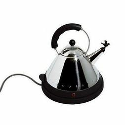 Alessi - MG32 B/UK - Electric kettle - Black Handle