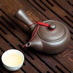 Mini Yixing Handmade Chinese <font><b>Tea</b></font> Set Pot
