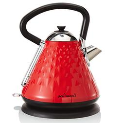 MLO E-CO Stainless Steel Electric Kettle Tea Pot  - Fast Boi
