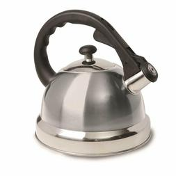 Mr Coffee 108075.01 Claredale 2.2 Qt Whistling Tea Kettle-Br