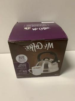 Mr. Coffee 91407.02 1.75 Qt. Flintshire Stainless Steel Whis
