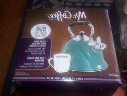 Mr. Coffee 92114.01 Alderton 2.3 Quart Stainless Steel Whist