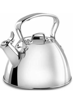 New All Clad E8619964 Stainless Steel Specialty Cookware Whi