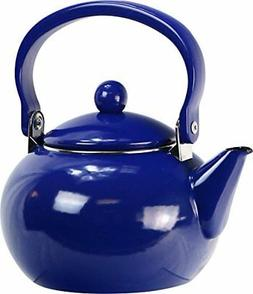 NEW Calypso Basics by Reston Lloyd Enamel-on-Steel Tea Kettl