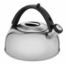 NEW Cuisinart CTK-SS2 Peak Tea Kettle, Stainless Steel FREE2