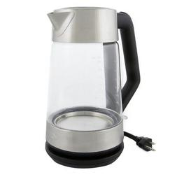 New OXO On Clarity Cordless Glass Electric Kettle - 8710300