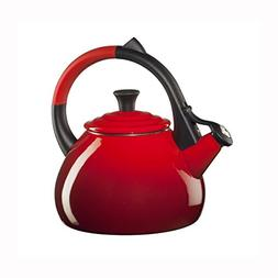 Le Creuset Oolong 1.6-Qt. Enamel on Steel Whistling Teakettl