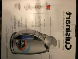 Cuisinart PerfecTemp Cordless Electric Programmable Kettle -