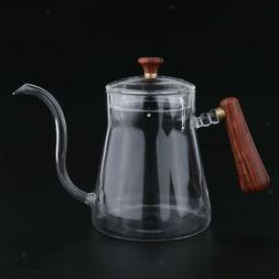 Pour Over Coffee Kettle Gooseneck Glass Stove Top Kettle -30
