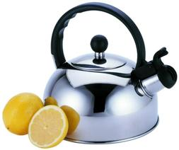 Primula PTK-6525 2.5 qt. Metal Whistling Tea Kettle
