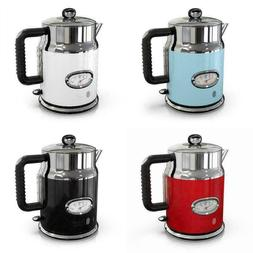 Russell Hobbs Retro Style 1.7L Electric Kettle Quick Boil in