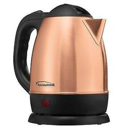 Brentwood KT-1770RG RG Tea Kettle 1.2l 1 Pack Rose Gold