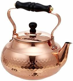 shinkodo pure copper kettle 2 0l tsuchime