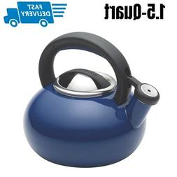 Small Kettle For Wood Gas Fire Stove Top Burning Blue Boilin