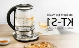 Willsence Smart Tea Master with Temperature Control LCD Disp