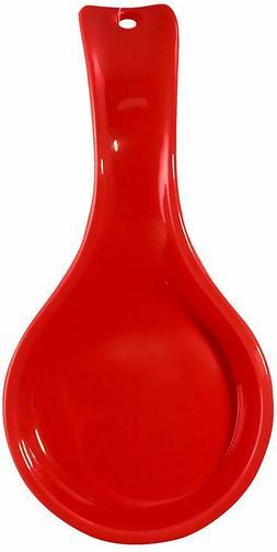 CALYPSO BASICS BY RESTON LLOYD Spoon Rest - Red - Dishwasher