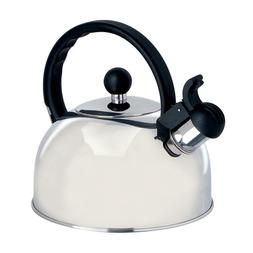 Gibson Springberry 2.25 Qt. Stainless Steel Kettle BRAND NEW