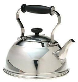 Copco Stainless Steel 1 1/2 Quart Tea Kettle  ~~FREE SHIPPIN