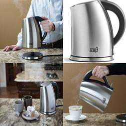 stainless steel electric kettle coffee tea pot