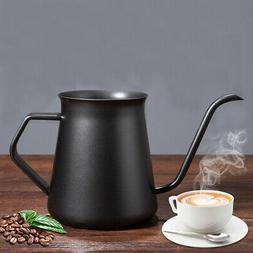 Stainless Steel Home Gooseneck Coffee Pot Tea Pot Hot Water
