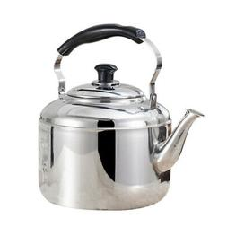 Stainless Steel Kettle Whistling Tea Kettle Coffee Kitchen S