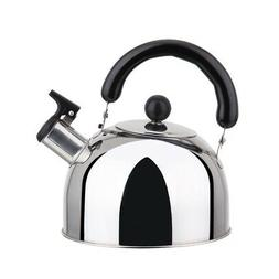 Stainless Steel Stovetop Whistling Tea Kettle Teapot, Induct