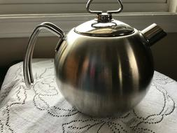 Chantal stainless steel tea kettle SL37
