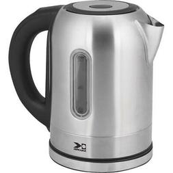 Kalorik Stainless Steel Digital Water Kettle with Color Chan