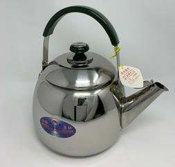 Millennium Stainless Steel Whistling Kettle 3.1L/3.17qt Wate