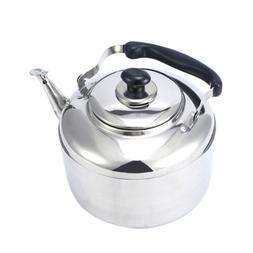 Stainless Steel Whistling Tea Kettle Teapot Cookware Teakett