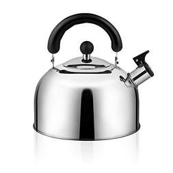 Tea Kettle for Stovetop, 4-Liter, Stainless Steel Tea Pot wi