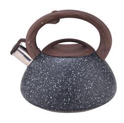 Stainless Steel Whistling Tea Kettle Stovetop Teapot Water K