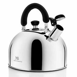 Stainless Steel Whistling Tea Kettle Tea Pot, Tea Kettles St