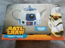 Star Wars Coffee Tea Pot Kettle R2 D2 Collectible Kitchen Ho
