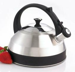 Creative Home Steppes Stainless Steel Tea Kettle