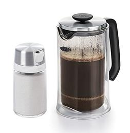 OXO Good Grips Sugar Dispenser with Impact Double Wall Frenc
