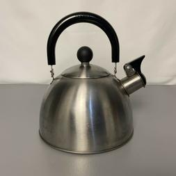 Copco Tea Kettle 1216  Brushed Stainless Steel 1.3 Quart
