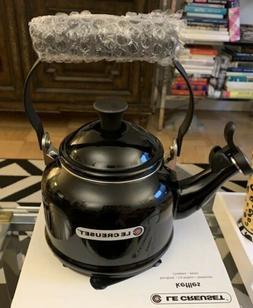 Le Creuset Tea Kettle Black