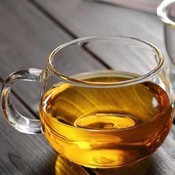 Teacup <font><b>Tea</b></font> Cup Glass 350ml Water Drinks