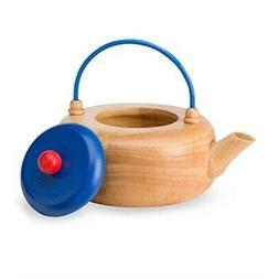 Estia Holzspielwaren Teakettle, Beige