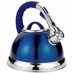 Teakettles Uniware 2.8L S.S. Auto Whistilng Kettle Plastic H