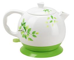 FixtureDisplay Teapot Ceramic Kettle Electric Kettle Water B