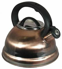 Alpine Cuisine TK3001C Stainless Steel Teakettle, Tea Pot, 2