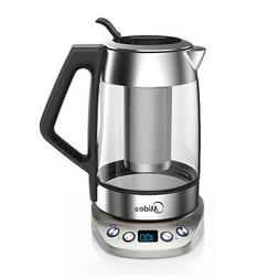 variable temperature glass kettle