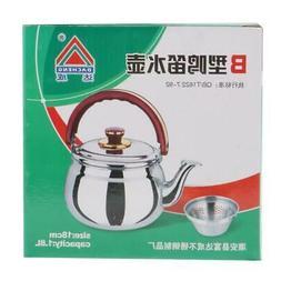 Various Whistling Kettle Stainless Steel Coffee Juice Tea Te