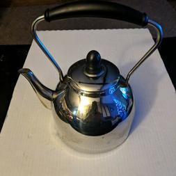 Vintage Cuisinart 2 Quart Whistling Tea Kettle. Discontinued