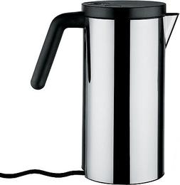 Alessi - WA09/UK hot.it Electric kettle - Black Handle