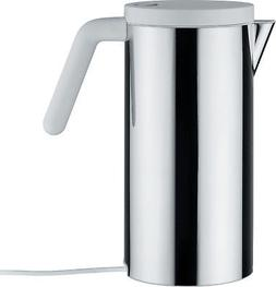 Alessi - WA09 W/UK hot.it Electric kettle - White Handle