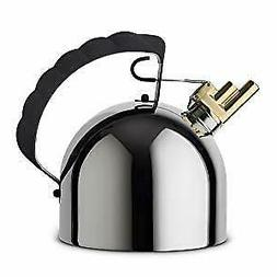 Water Kettle with Steel Bottom Alessi 9091 FM. Best Price